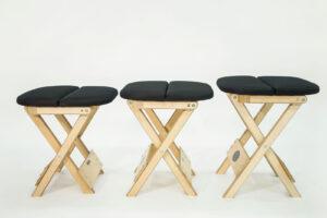 Gyrokinesis stool S, M, L